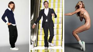 Sneakers vinder p� b�de chefgang og catwalk
