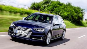 Audi S4 sprinter afsted med ny V6-turbomotor