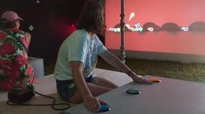 Billedserie:6400 kvm interaktiv kunst p� Roskilde
