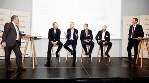Se billederne fra gazelle-konferencen i Aarhus