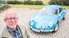 """400.000 kr. for """"den franske Porsche 911"""""""