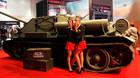 Russiske kampvogne erobrer spilmarkedet p� nettet