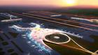 Ny mega-lufthavn i Mexico afsl�ret