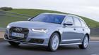 Godslokomotiv f�r nyt ansigt fra Audis ingeni�rer