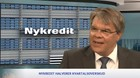 Travlhed hos Nykredit-boss fr lukketid
