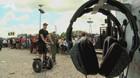 Actionfirma satser stort p� Roskilde Festival