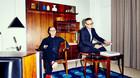 Ny�bnet hotelsuite falbyder danske designklassikere
