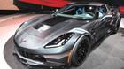 """Ny Corvette k�rer """"n�rmest i tomgang ved 110 km/t"""""""
