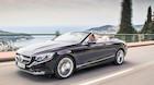Oph�jet Mercedes bliver topl�s med 50 km/t