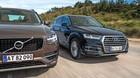 """""""Praktisk sportsk�ret�j"""" fra Audi og Volvo  - til dem der har r�d"""