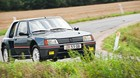 Rallybil genf�dt efter 25 �r i en t�r k�lder - pris: 1,5 mio