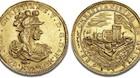 Uhyre sj�lden dansk gulddukat solgt p� auktion