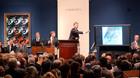 Verdens f�rende auktionshuse ruster sig til kunstkrig