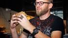 Lars Seiers saftige burger - med en lille bismag