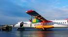 Goddaw - Med propelfly fra Jylland til K�benhavnstrup
