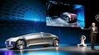 Mercedes afsl�rer autonom luksusbil
