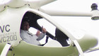 """Topchef overlever testflyvning af """"personlig drone"""""""