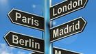 Investorer flokkes om europ�iske aktier