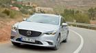 Mazda 6 er slebet endnu skarpere