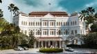 Ikon-hotellet hvor Singapore Sling blev f�dt