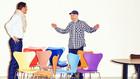 Tal R fortolker dansk designklenodie
