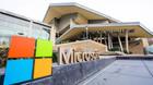 Microsoft afsl�rer sin geniale garage