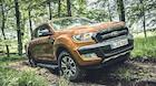Nyt kranie til Fords fyrige firehjulstr�kker