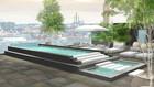 Ikonisk hotel forvandles - f�r pool med Tivoli-udsigt