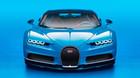 Her er  Bugattis ublu monster af en superbil