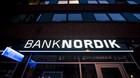 Banknordik falder efter nyhed om dansk afvikling