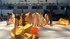 Solgul 90'er f�lelse hos Danmarks modigste m�rke