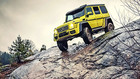 """Monstertruck fra Mercedes: """"Vil du v�re diskret, skal du nok v�lge en anden bil"""""""