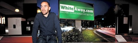 Whiteaway er Danmarks hurtigste gazelle