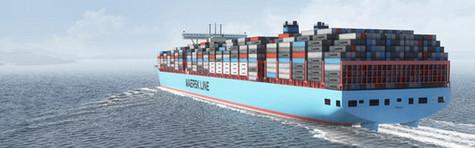 M�rsk revolutionerer containermarkedet