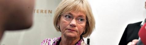 V�lgerne straffer Pia Kj�rsgaard