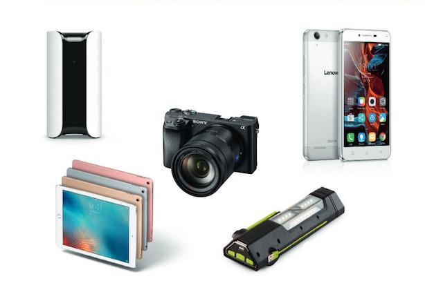 Ti gadgets der sikrer succes i sommerferien