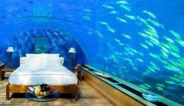 hotel under vandet maldiverne