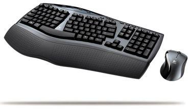 bluetooth tastatur med indbygget mus
