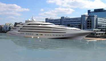 verdens største båd