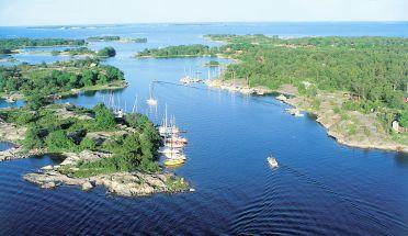 stockholm skærgård sejltur