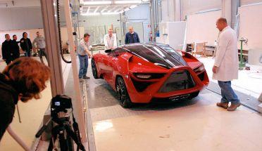 Verdens dyreste nye bil