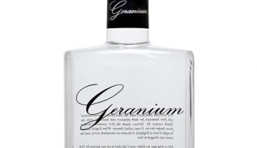 Geranium gin dansk