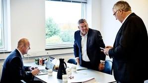 Fra barnedr�m til Danmarks hurtigst voksende virksomhed