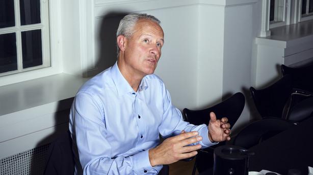 Bonnier-topchef: Vi ville aldrig have solgt B�rsen til en lavere pris