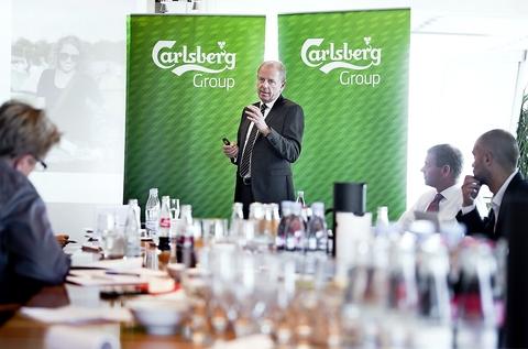 Investeringer i Asien oplagt v�kstmotor for Carlsberg