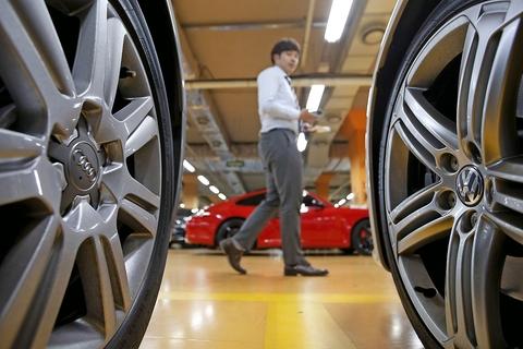 VW-skandalen breder sig til Audi og Sydkorea