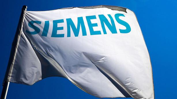 Siemens bremser milliardprojekt for Dong