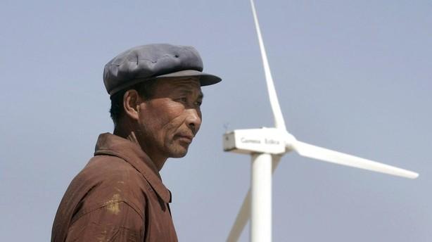 I Kina bl�ser der nye vinde