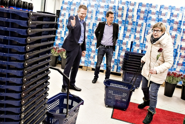 Krigerisk Rema 1000 �bner 130 nye butikker