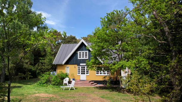 billigt sommerhus sælges